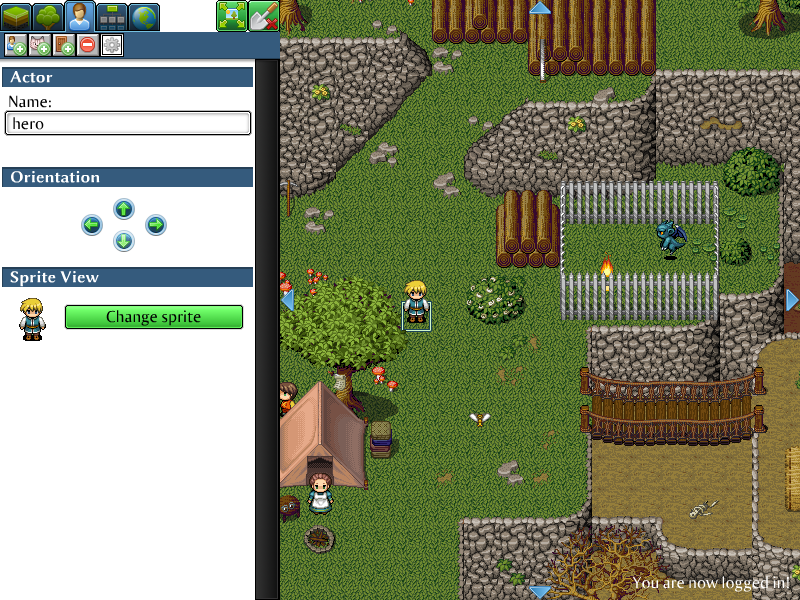 RPG Playground – Create your own RPG